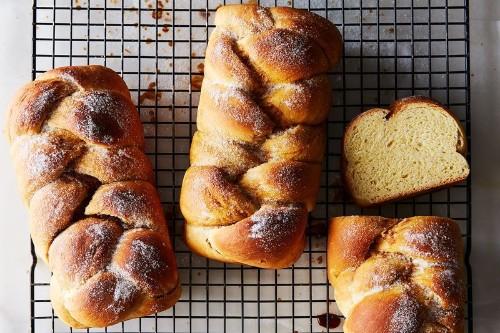 My Great Grandmother's Cardamom-Coffee Bread, 117 YearsLater