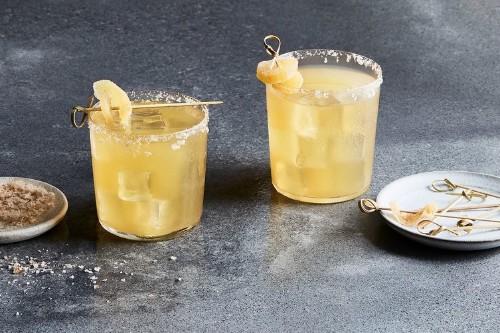 Smoky Pear & GingerMargarita