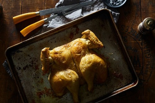 The 30-Minute Roast Chicken You're Not MakingYet