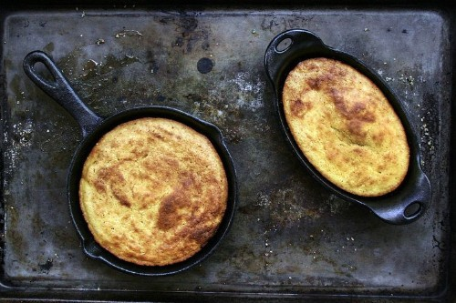 Buttermilk Bacon Grease Cornbread Recipe on Food52