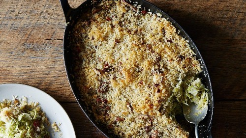 Brussels Sprouts Gratin Recipe on Food52