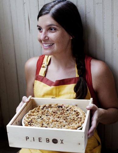 Meet Your Makers: Pie Mavens Adrienne Blumthal & Kacie Potts