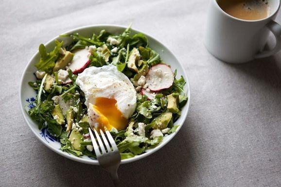 A Different Sort of Egg Salad