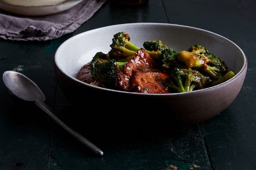 Skip the Takeout, Make This Quick Pan-Fried PorkInstead