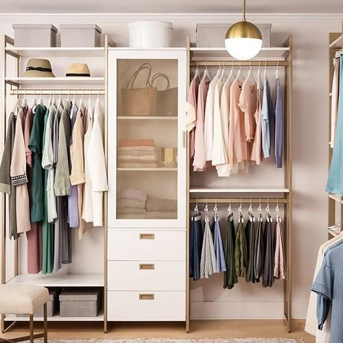 Martha Stewart x California Closets Is the Dreamy Collab I Didn't Know I Needed