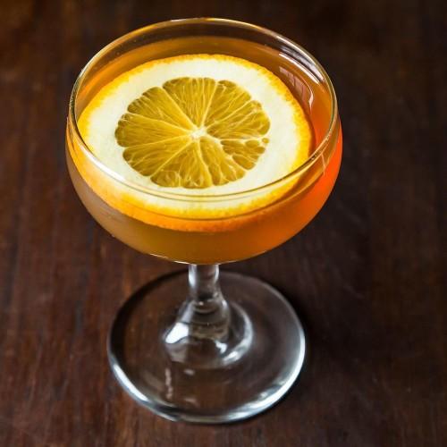 Bubbly Manhattan Recipe on Food52