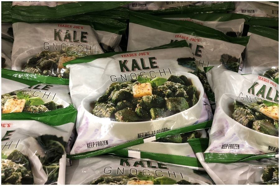 I Was So Ready to Hate the New Trader Joe's Kale Gnocchi