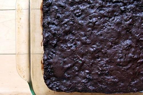 Chocolate Kale Brownies Recipe on Food52