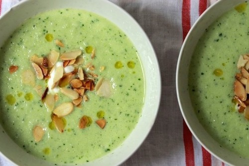 Cucumber Soup Recipe on Food52