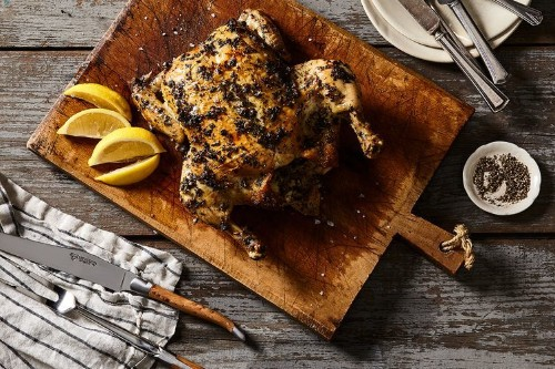 Herb Roasted Chicken a la Kukla