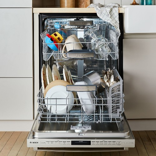 4 Tricks for a Perfectly Cleaned Dishwasher (Because it Won't Clean Itself)
