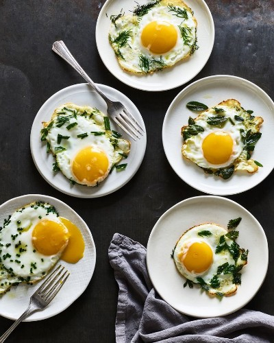 A Game-Changing Upgrade to Fried Eggs