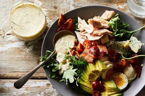 This One Ingredient Makes Ranch Dressing WaaayBetter