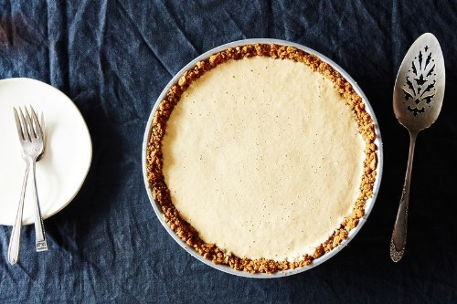 A Thanksgiving Pie to Freeze Instead ofBake