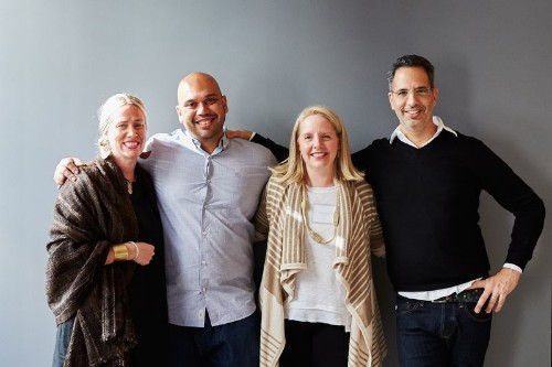 A Yotam Ottolenghi & Heidi Swanson Sighting to Remember