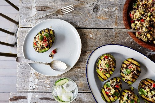 You Can ( and Should) Grill Avocados