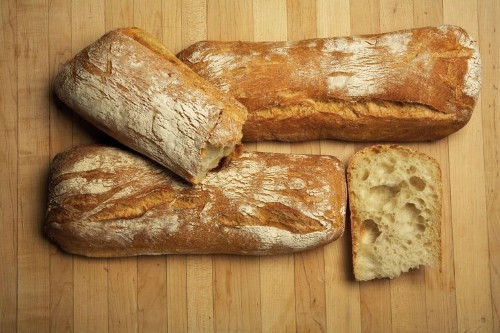 Home Made Bread Recipes - cover