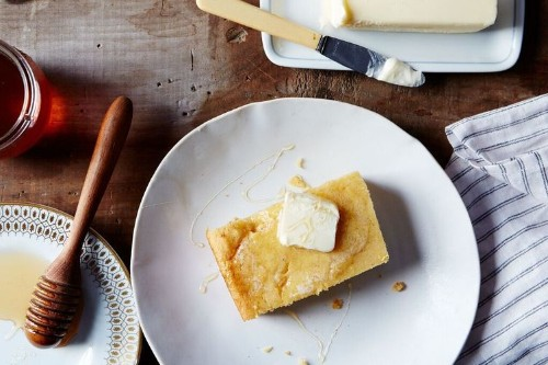 Super-Easy Brown Butter Cornbread Recipe on Food52