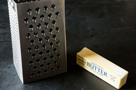 What's the Best Way to Soften Frozen Butter?