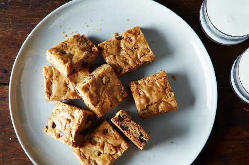 Cook's Illustrated's Blondies - Genius Recipes
