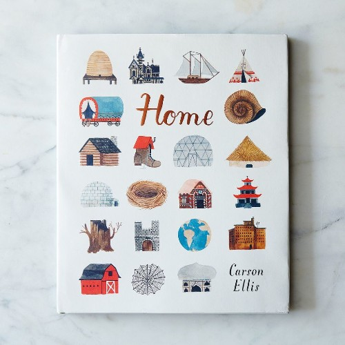 A Picture Book About All the Places Home CanBe