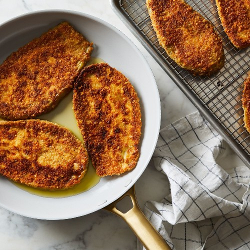 The Crispy Eggplant Cutlets I Want to Eat With Everything