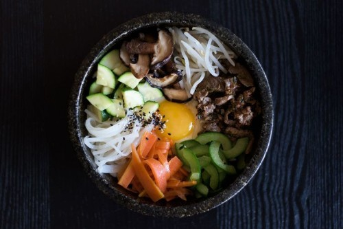 Bibimbap (Mixed Rice With Vegetables & Beef) Recipe on Food52