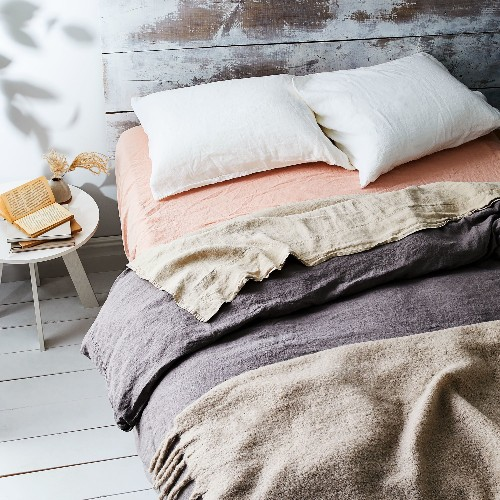 6 Things to Know if You're Switching to Linen Sheets