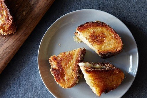 Gabrielle Hamilton's Grilled Cheese Sandwiches Recipe on Food52