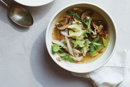 Martha Stewart's Instant Pot Vietnamese-Style Chicken Soup Recipe on Food52