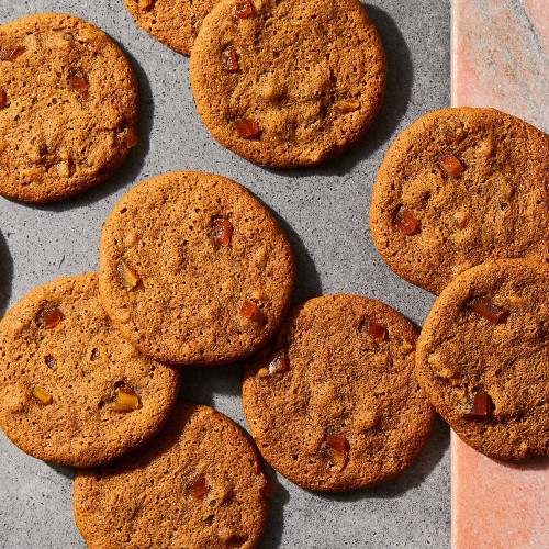 Marcus Samuelsson's Ginger-Citrus Cookies Recipe