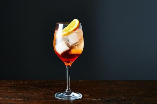 How to Use an Aperol Spritz to Get Rid of FruitFlies