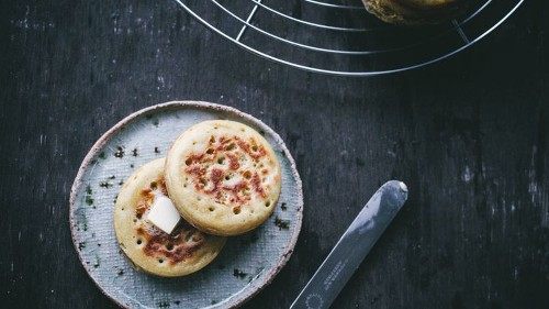 How to Make Crumpets at Home