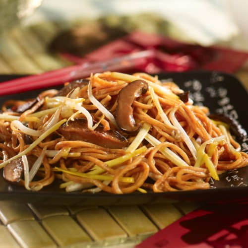 Chinese New Year Longevity Noodles Recipe on Food52