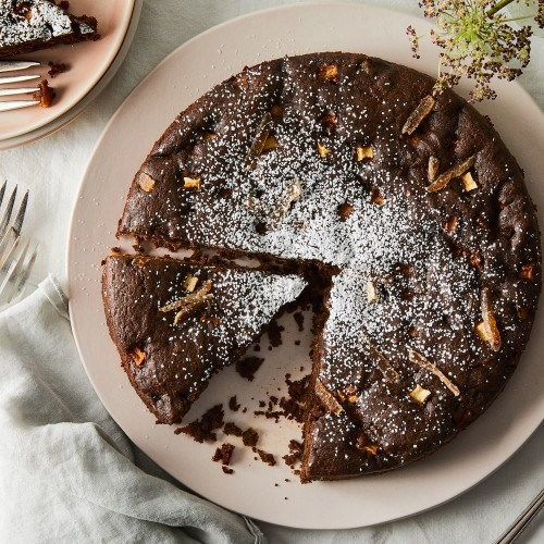 Demon Cake Recipe on Food52