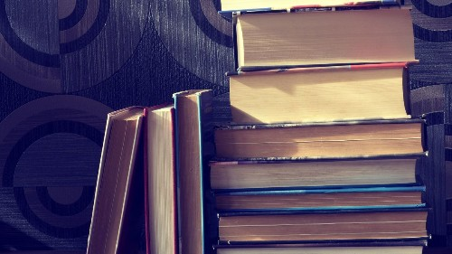 8 Clever Ways to Store Books if You're Short on Space
