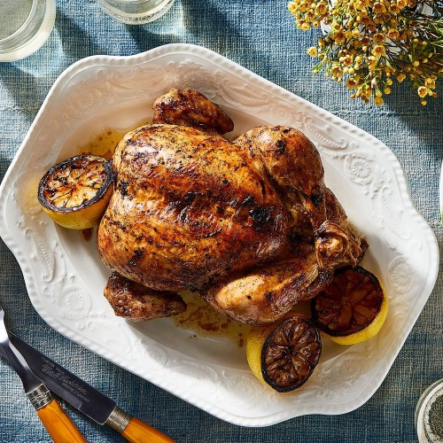Best Lemon Roast Chicken Recipe