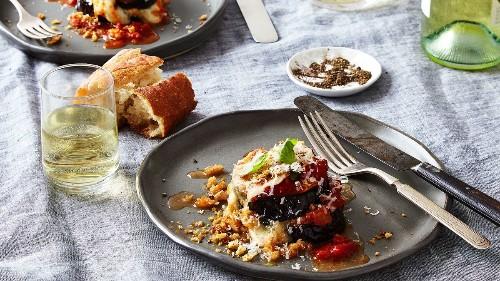 Mario Batali's Eggplant Parmesan Recipe on Food52