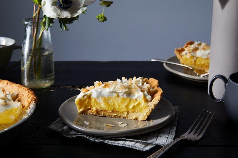 The Coconuttiest Coconut Cream Pie