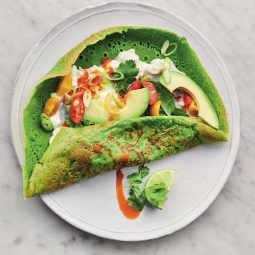 Spinach Pancakes From Jamie Oliver