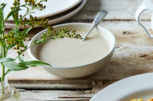 Simple Mint Raita (YogurtSauce)