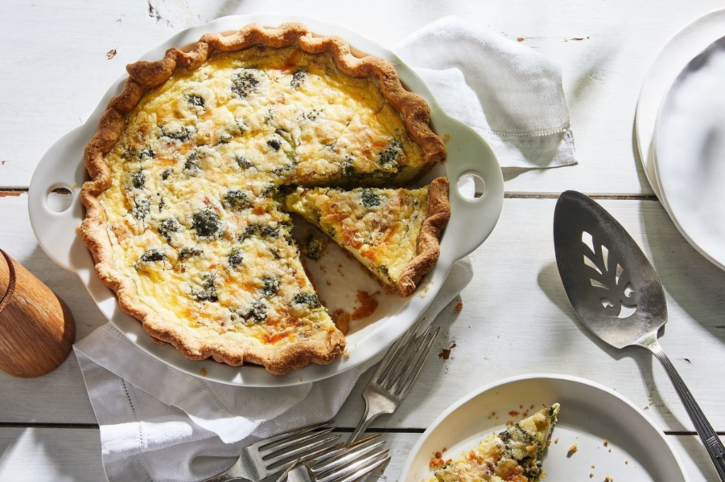 Quiche, Any Way You Want It