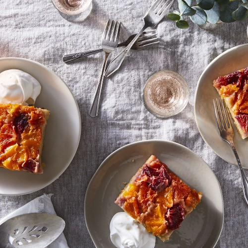 A Citrus Upside-Down Sheet Cake for the Final Days of Winter