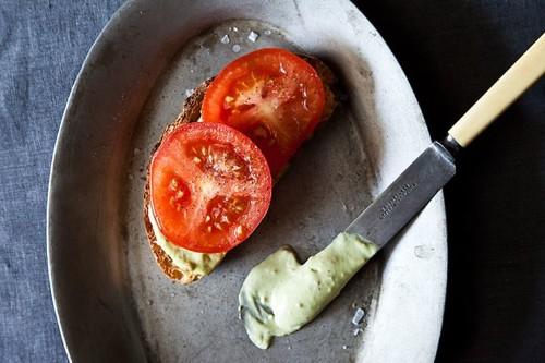 A Tomato Sandwich Worthy of a LittleBacon