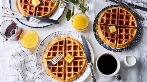 Buttermilk Waffles Recipe on Food52