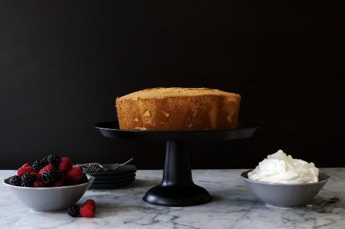 How to Make the Perfect Angel FoodCake