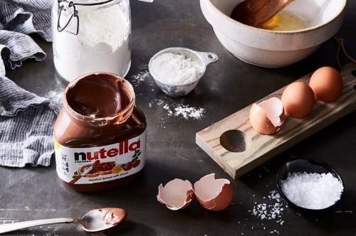 3-Ingredient Nutella Brownie Cookies. Need We Say More?