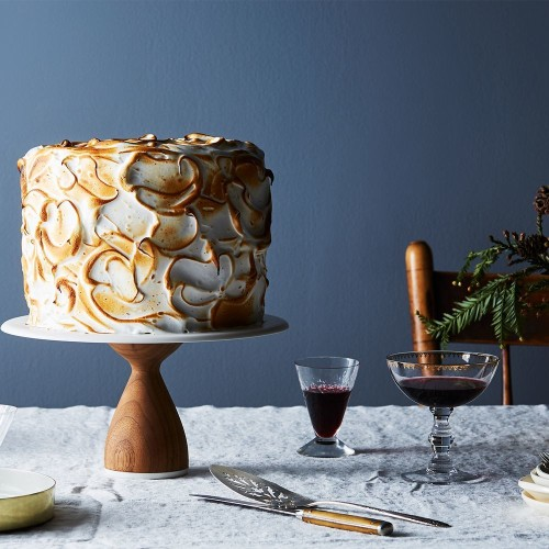 Toasted Meringue Layer Cake Recipe on Food52