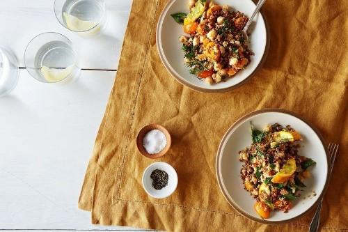 Eat Like a Vegetarian for a WholeWeek