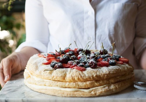 1000 Layers of Custard and Puff Pastry—The ItalianWay